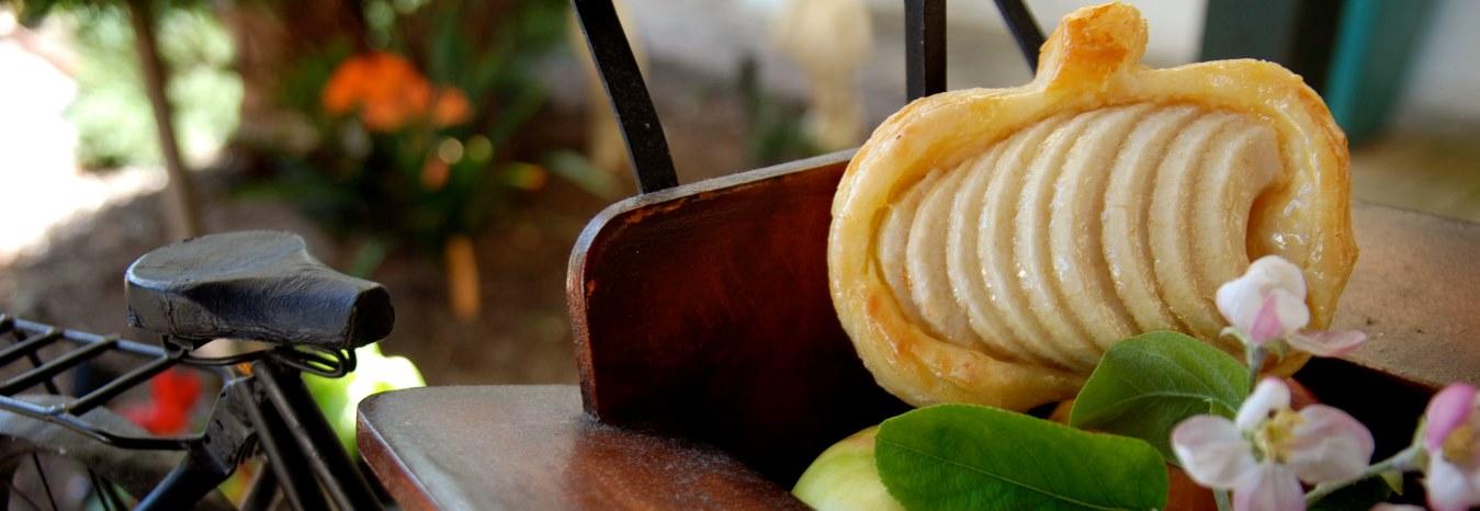 Mulots Apple Tart